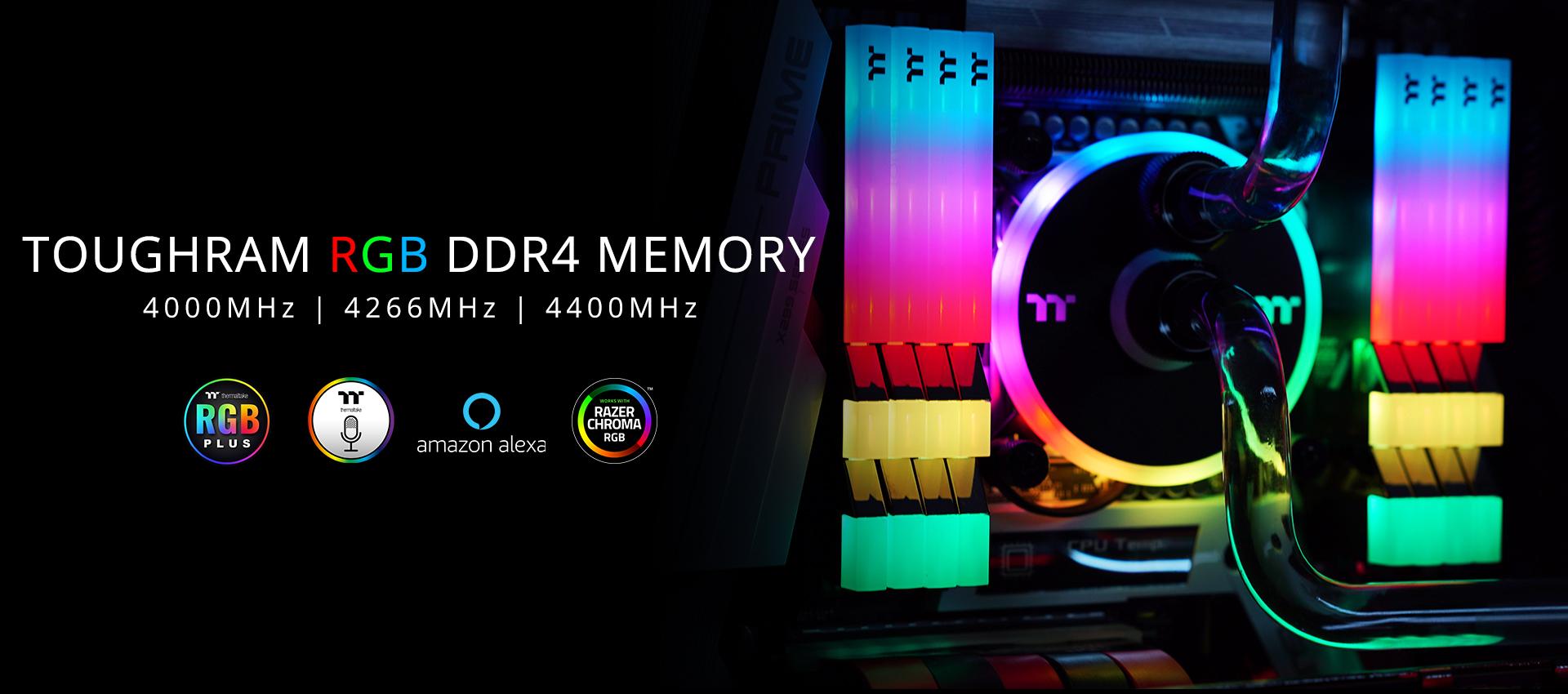 TOUGH RAM RGB Memory DDR4