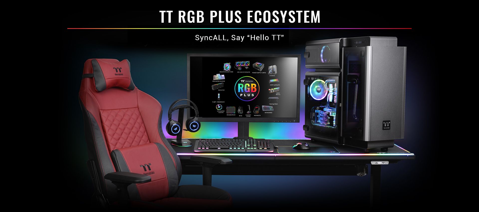 TT RGB PLUS ECOSYSTEM