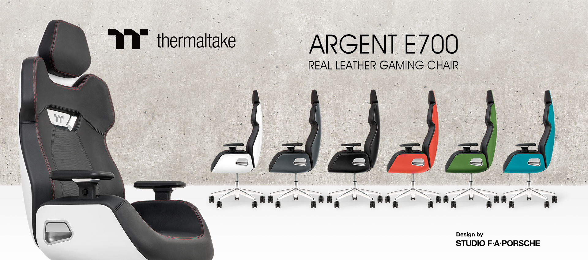 Argent E700 Gaming Chair