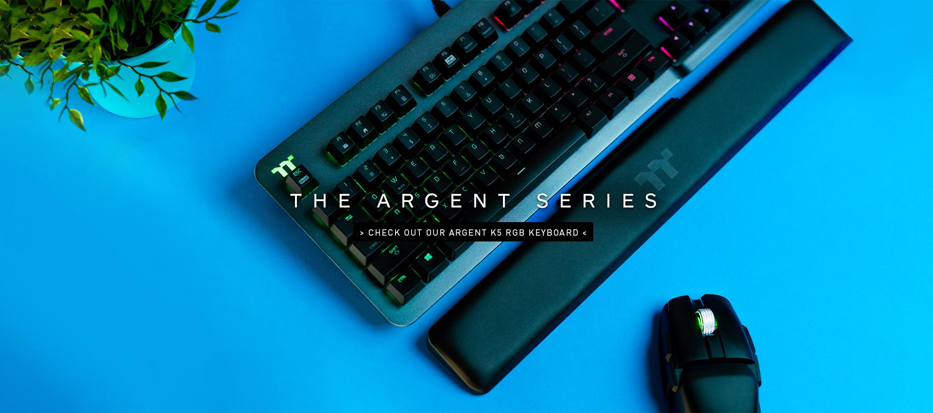 Argent K5 Keyboard