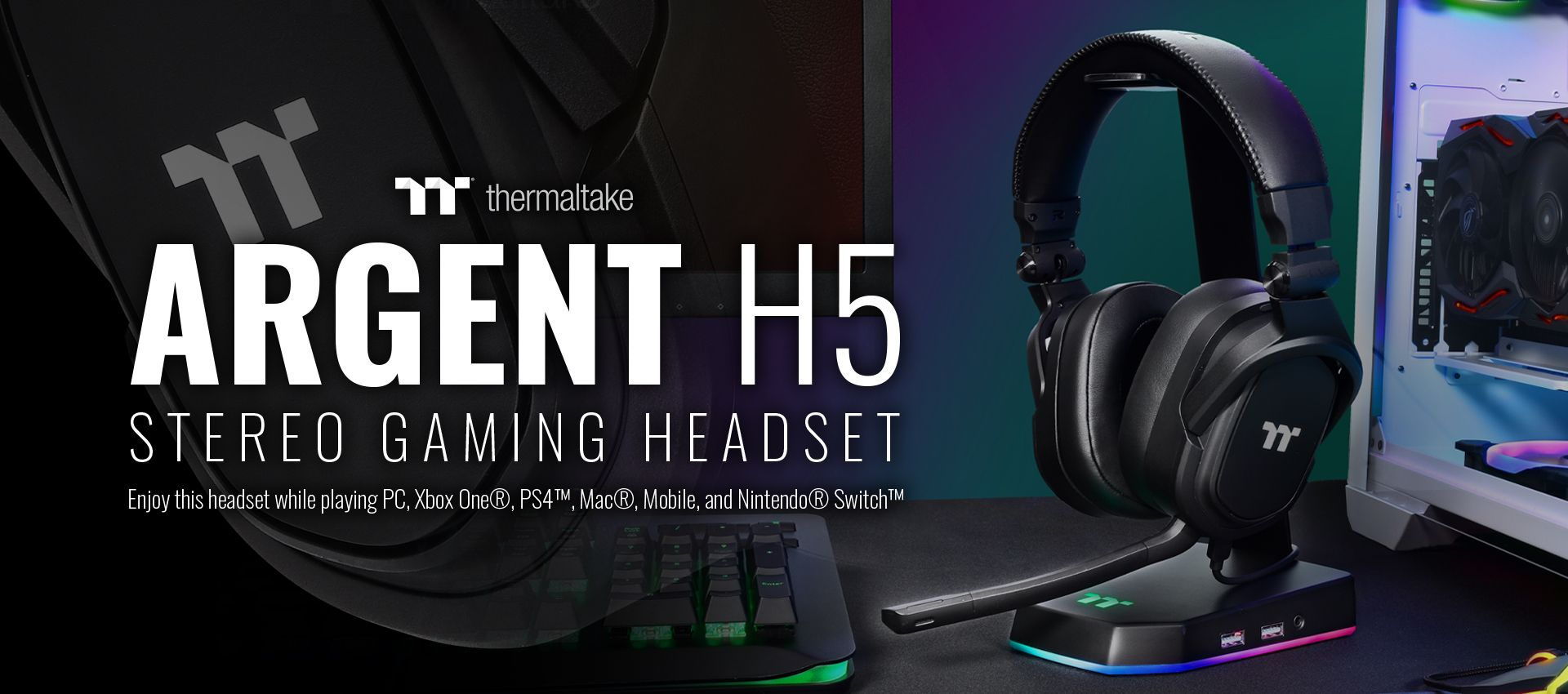 Argent H5 Stereo Gaming Headset