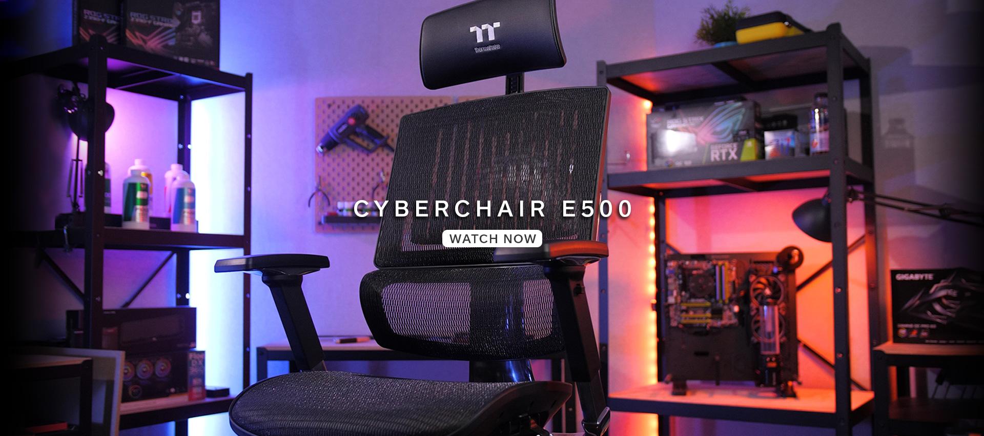 CyberChair E500