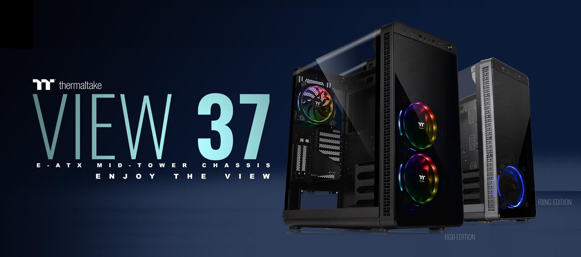 View 37 RGB Edition