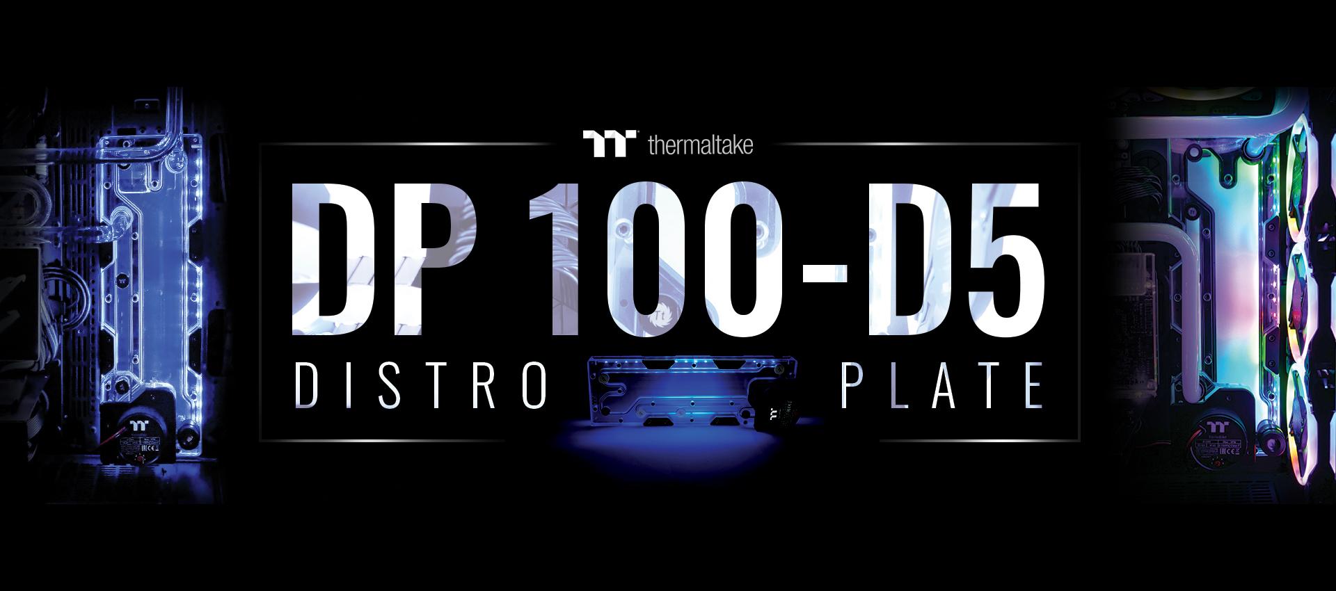 DP 100-D5 Distro Plate