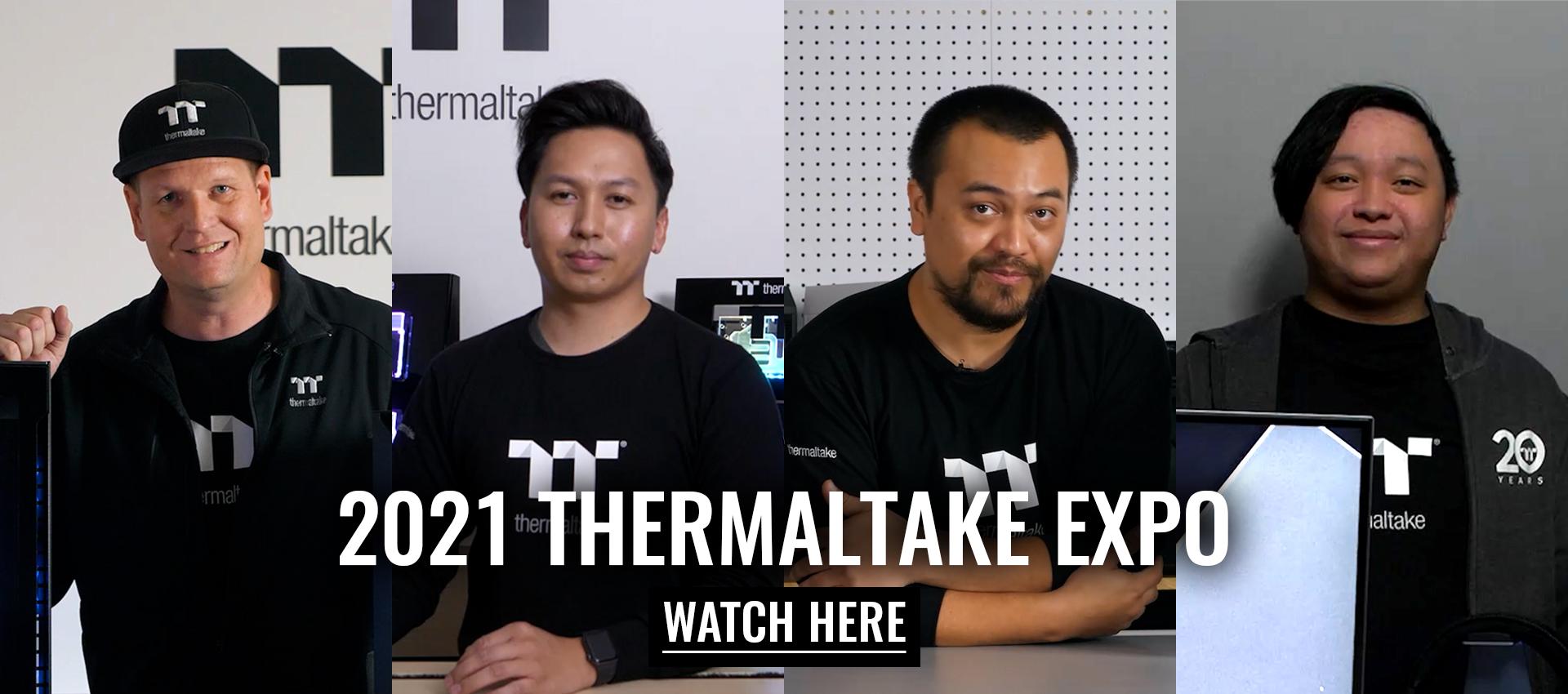 2021 Thermaltake Expo
