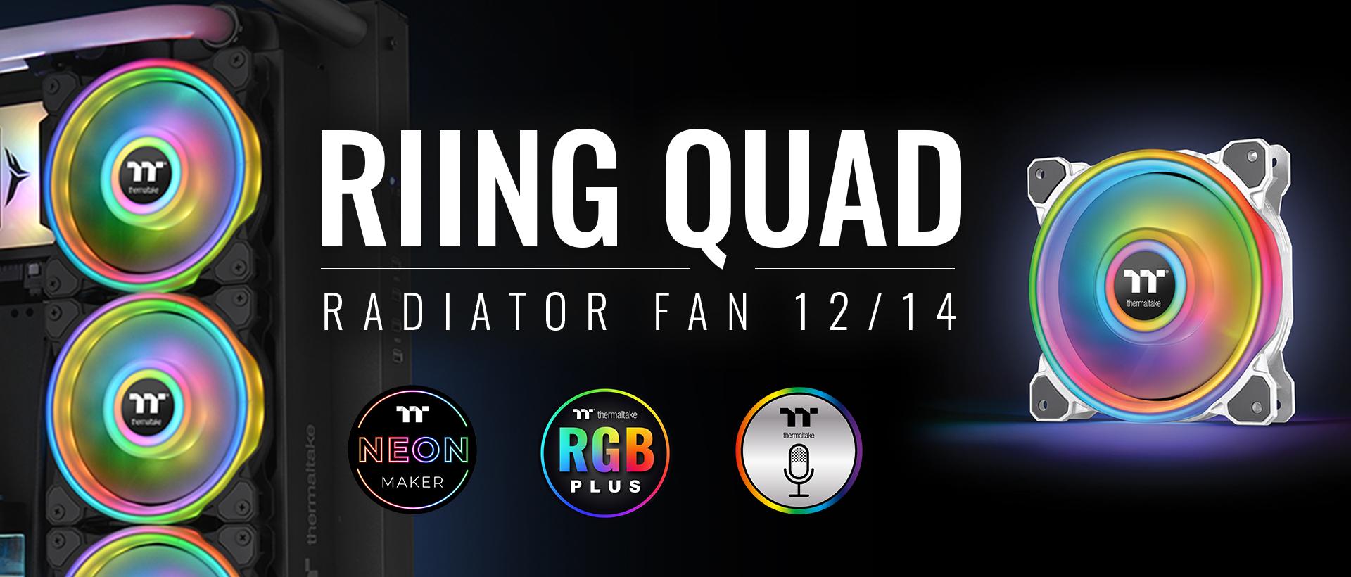 Quad Fans