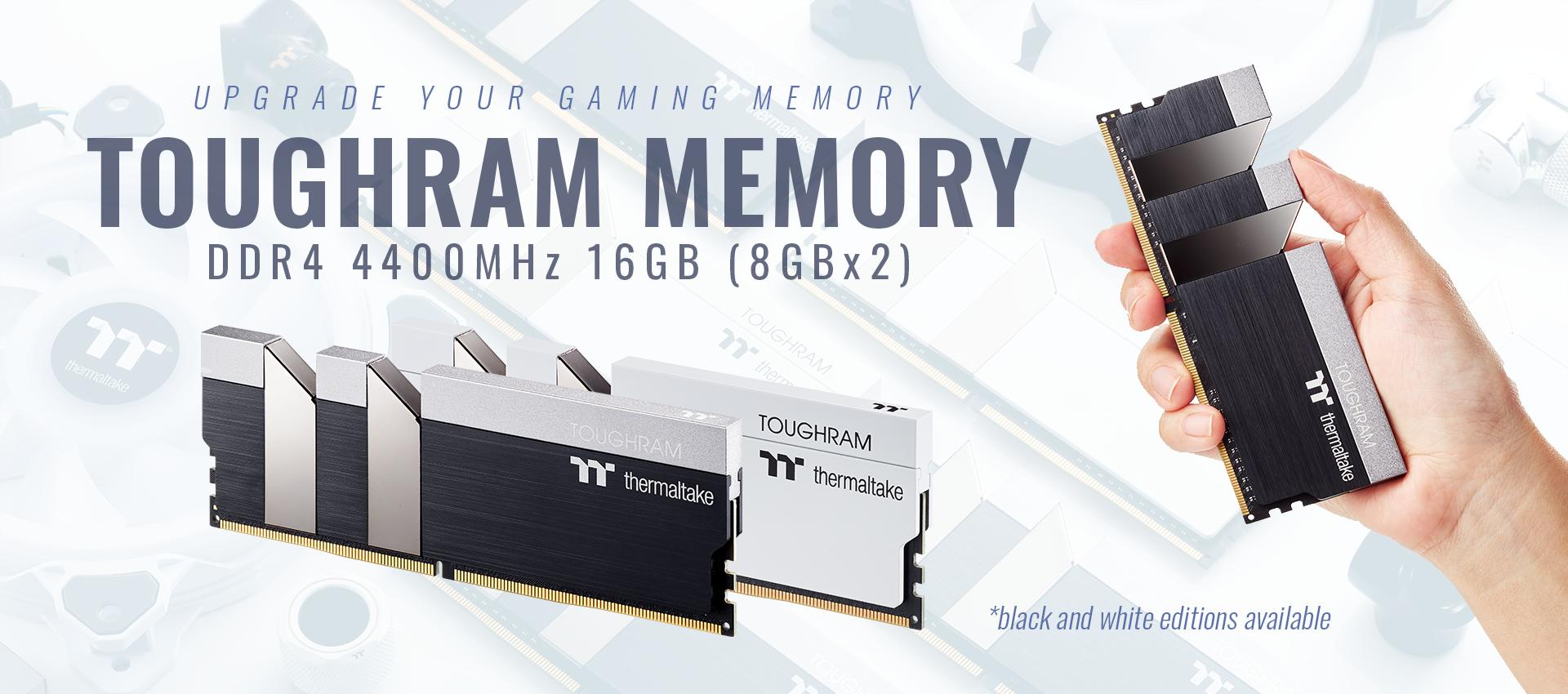 TOUGH RAM  Memory DDR4