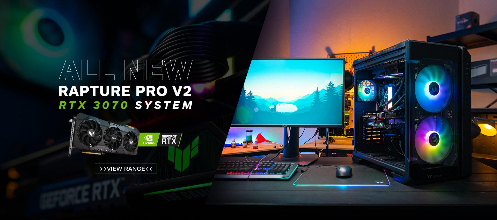Rapture Pro V2 System
