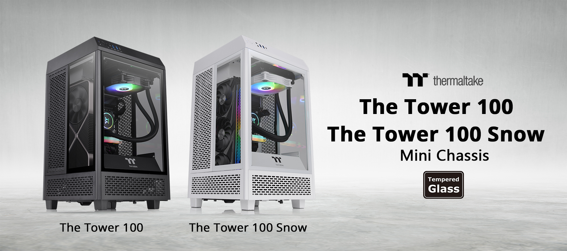 The Tower 100 PR