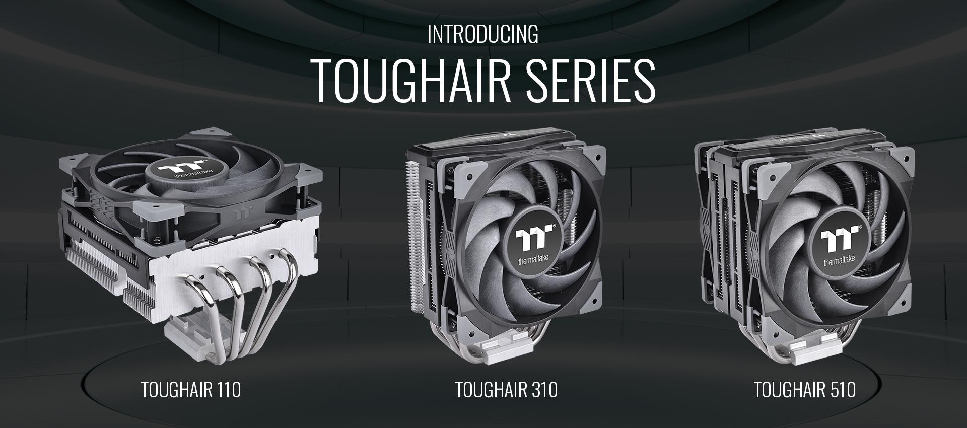 TOUGHAIR CPU Cooler