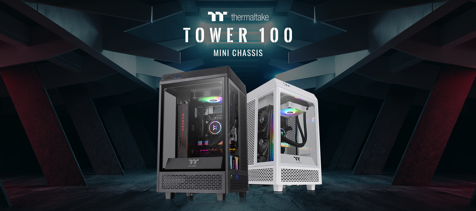 The Tower 100 Mini Chassis
