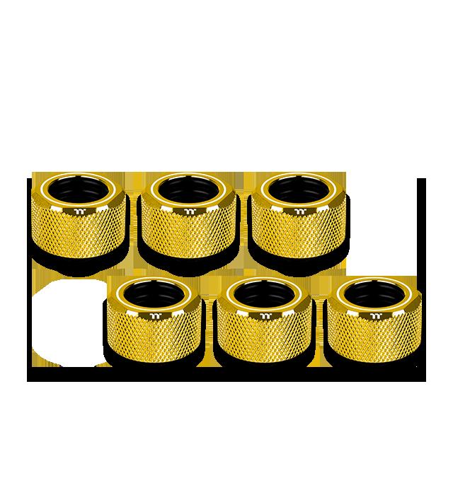 Pacific C-PRO G14 PETG Tube 16mm OD Compression - Gold