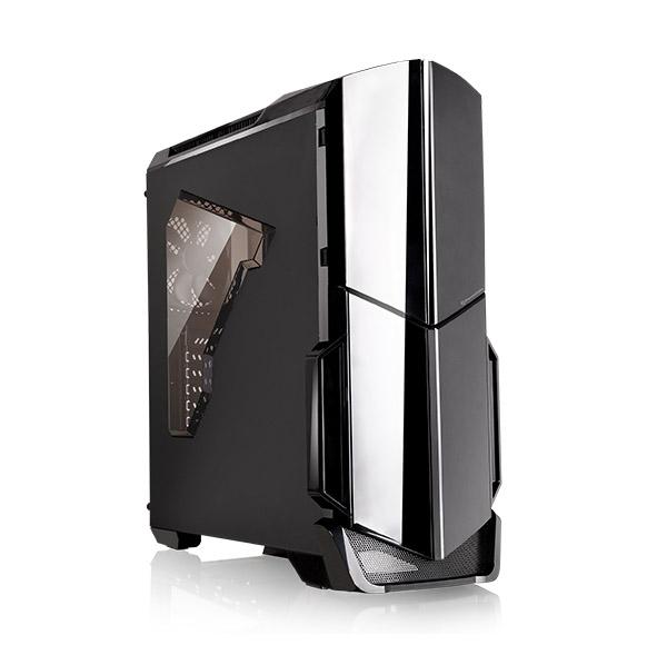 Thermaltake Versa N21 CA-1D9-00M1WN-00 Black SPCC ATX Mid Tower Computer Case