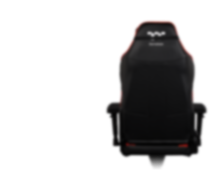 X Comfort Black Red Gaming Chair Regional Only